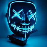 LED Light Up Mask - DealZen