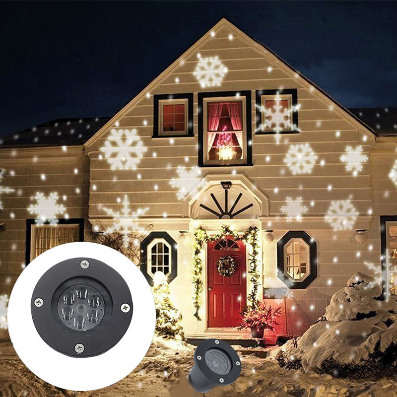 Snowflake LED Projector