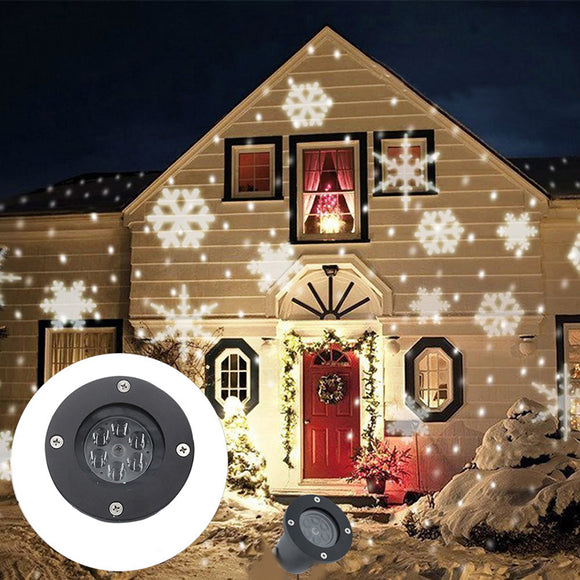 Snowflake LED Projector - DealZen