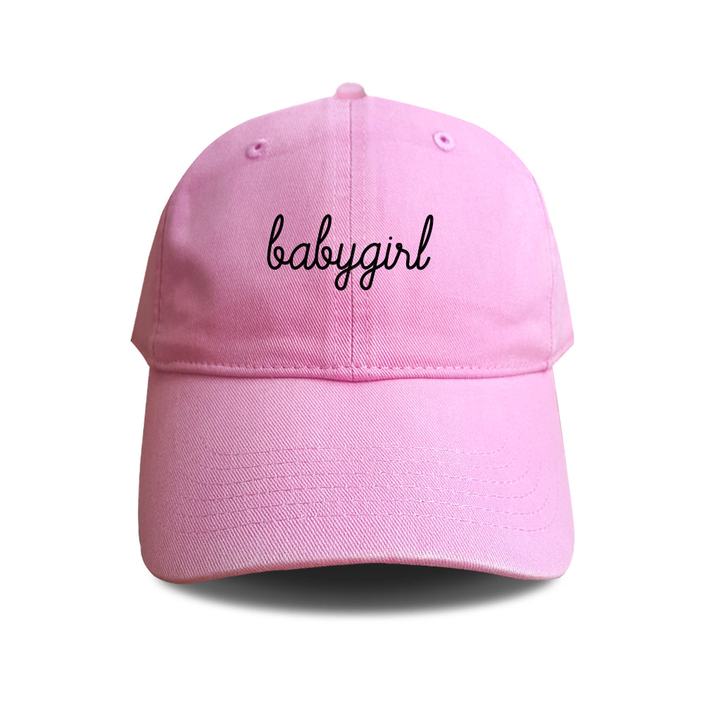 fb25186b42e Baby Girl Embroidery Baseball Cap Cotton Unisex Size - stereospace
