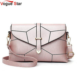 Vogue Star 2017 new women bag for Women messenger Bags ladies pu leather handbag  designer shoulder bag summer style bolsas LB25