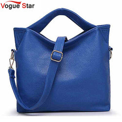 Vogue Star 2017 New Fashion Women Messenger Bags PU Leather  Shoulder Bag Crossbody Bags Casual Brand Ladies Handbags  LS314