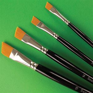 Seawhite Long Handled Synthetic Brushes