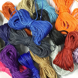 1mm Coated Woven Cotton Cord