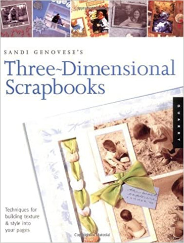 Quarry Press Three-Dimensional Scrapbooks