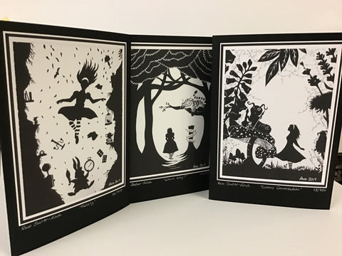 Alice In Wonderland Card Collection
