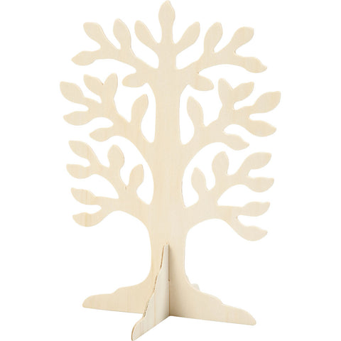 Wooden Tree to Decorate