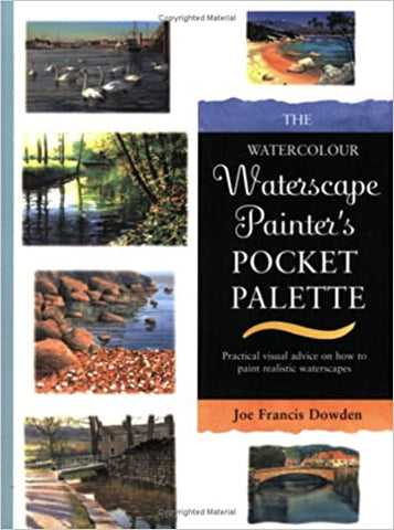 Search Press Waterscape Painter's Pocket Palette