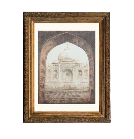 Taj Mahal Printable Instant Download