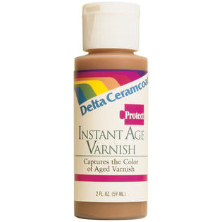 Delta Ceramcoat Instant Age Varnish