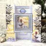 Hunkydory - Winter Wishes Die Cut Luxury Topper Collection