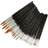 Seawhite Synthetic Brushes - Round