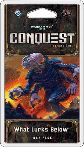 Conquest - What Lurks Below