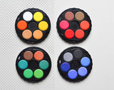 Koh-i-noor Disc Watercolour Palettes