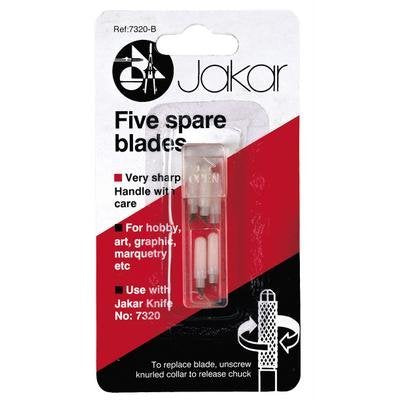 Jakar Spare Swivel Knife Blades