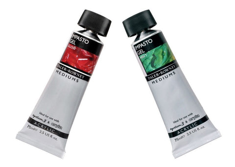 Daler-Rowney Arylic Impasto Gel Medium