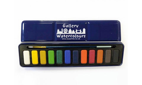 Watercolour Tablet Set