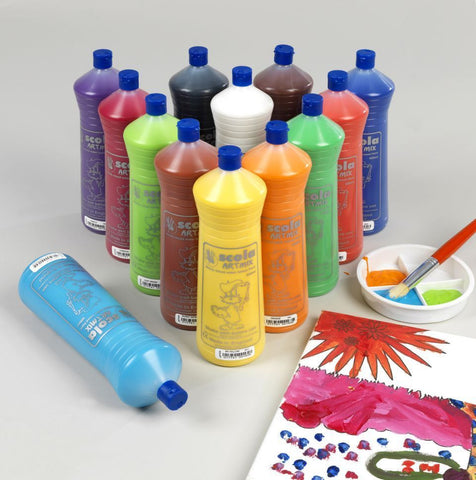 Ready Mix Paint - 600ml