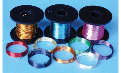 15m Coloured Wire