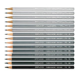 Carandache Grafwood Graphite Pencils