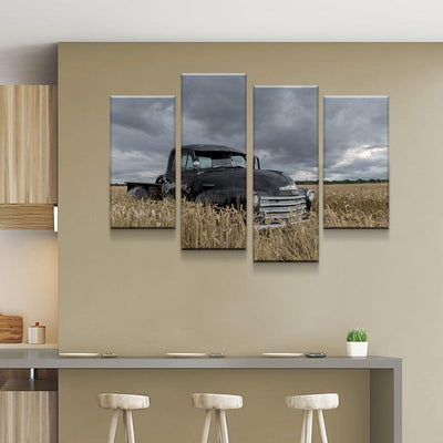 1949 Chevy Truck - Amazing Canvas Prints