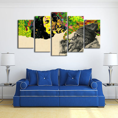 Higher Thoughts - Amazing Canvas Prints
