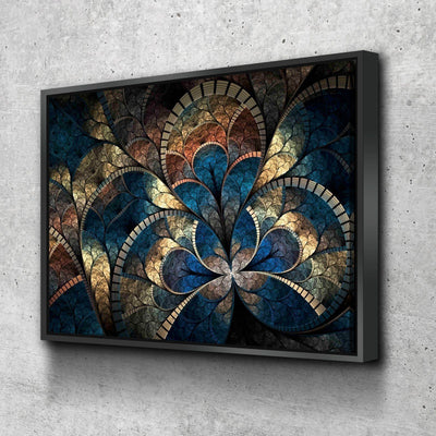 Abstract Fractal - Amazing Canvas Prints