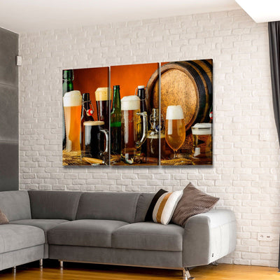 Beer Lovers - Amazing Canvas Prints