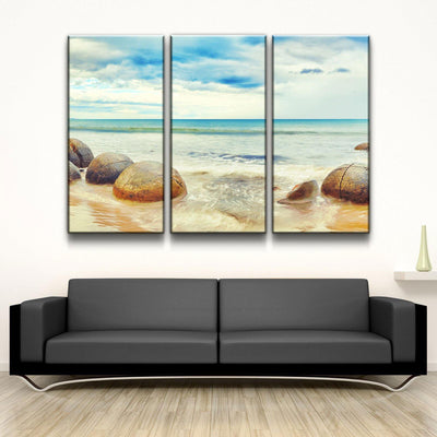 Boulder Beach - Amazing Canvas Prints