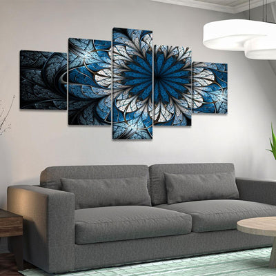 Calming Flower - Amazing Canvas Prints