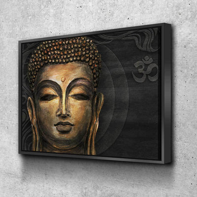 Copper Buddha - Amazing Canvas Prints