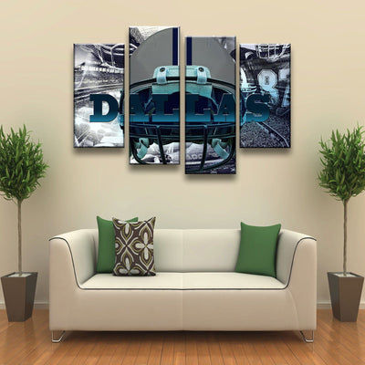 Dallas Cowboys - Amazing Canvas Prints