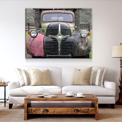 Dodge of Many Colors - Amazing Canvas Prints
