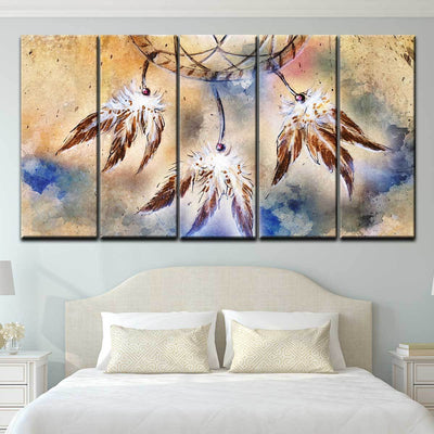 Dreamcatcher - Amazing Canvas Prints