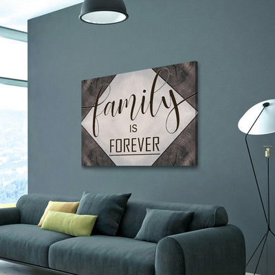 Family Is Forever V2 - Amazing Canvas Prints