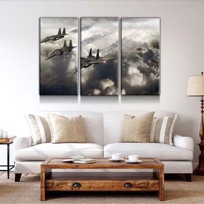 Fighter Jets - Amazing Canvas Prints
