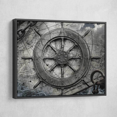 Vintage Nautical Collage