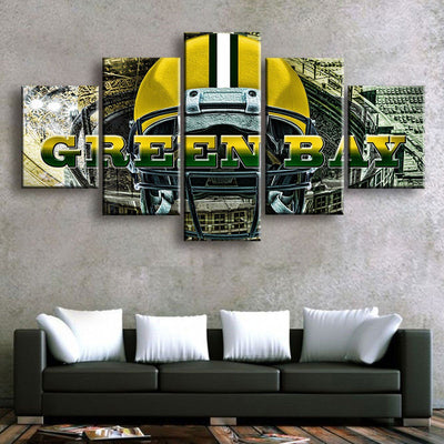 Green Bay - Amazing Canvas Prints