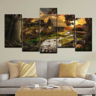In The Wild - Amazing Canvas Prints