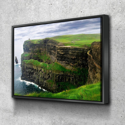 Ireland Cliffs - Amazing Canvas Prints