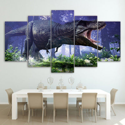 Jurassic Park - Amazing Canvas Prints