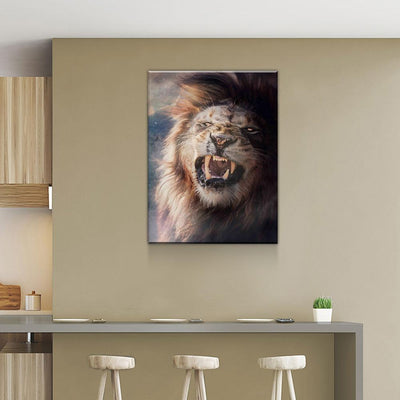 The Lion King - Amazing Canvas Prints