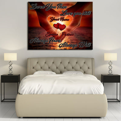 Personalized Couples Canvas - Amazing Canvas Prints