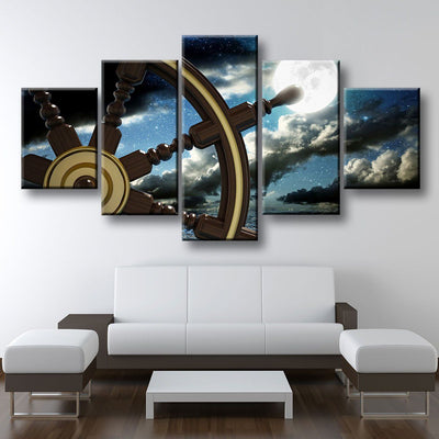 Moonlight Helm - Amazing Canvas Prints