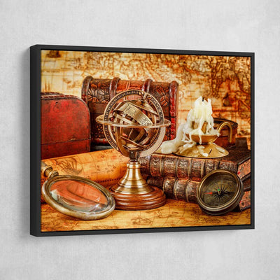 Nautical Collection - Amazing Canvas Prints