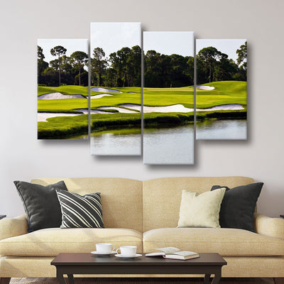 PGA Ryder Course - Amazing Canvas Prints
