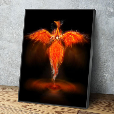 Phoenix Rising - Amazing Canvas Prints