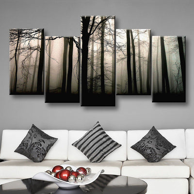 Dark Forest - Amazing Canvas Prints