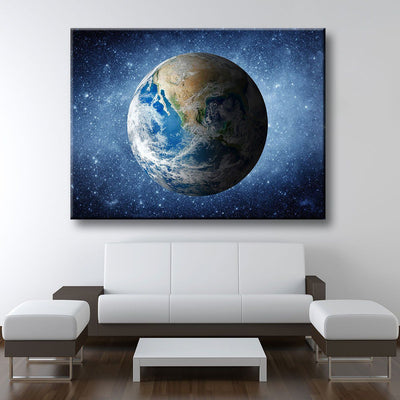 Earth V2 - Amazing Canvas Prints