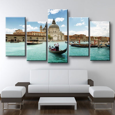 Grand Canal Venice Italy - Amazing Canvas Prints
